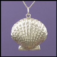 NEW Clam Shell Locket